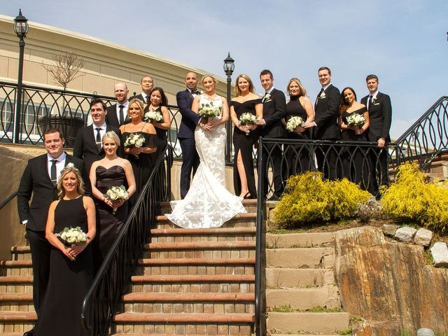 Candace and Edwin's Wedding in New Rochelle, New York 20