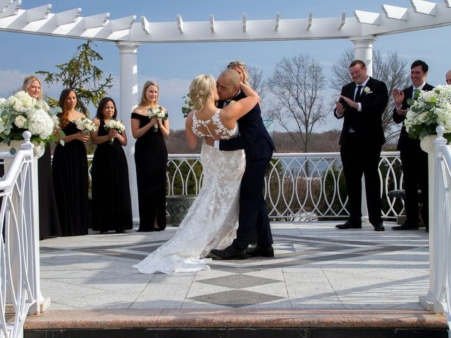 Candace and Edwin's Wedding in New Rochelle, New York 21