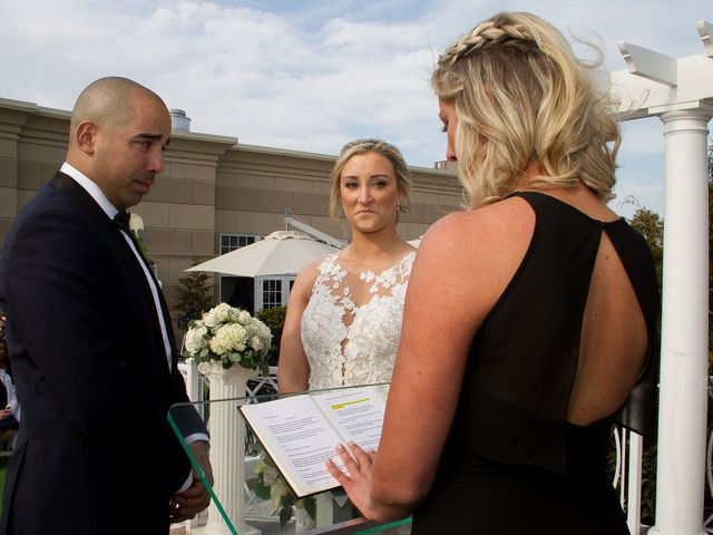 Candace and Edwin's Wedding in New Rochelle, New York 23
