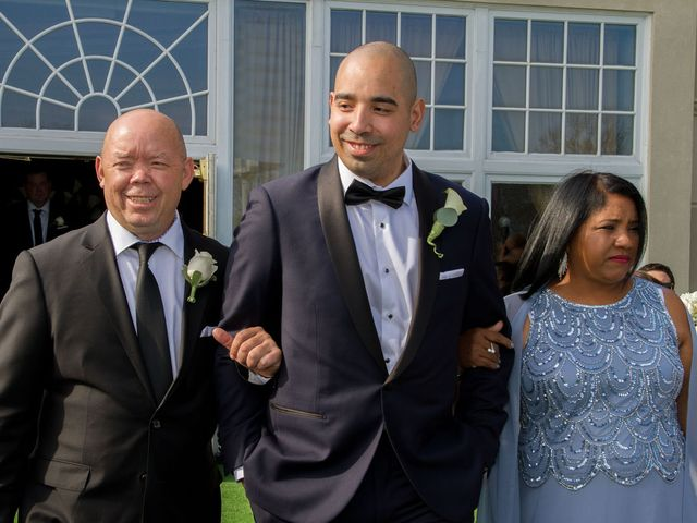 Candace and Edwin's Wedding in New Rochelle, New York 25