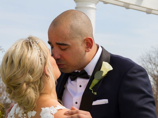 Candace and Edwin's Wedding in New Rochelle, New York 30