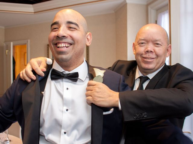 Candace and Edwin's Wedding in New Rochelle, New York 38