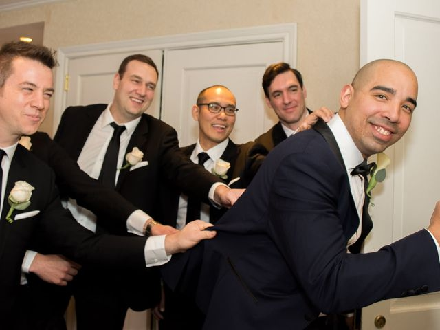 Candace and Edwin's Wedding in New Rochelle, New York 42