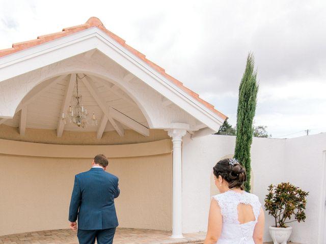 Steve and Georgia's Wedding in New Port Richey, Florida 10