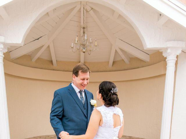 Steve and Georgia's Wedding in New Port Richey, Florida 11