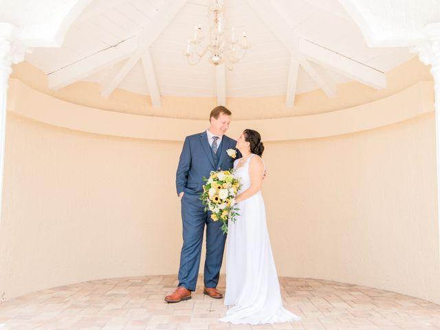 The wedding of Georgia and Steve