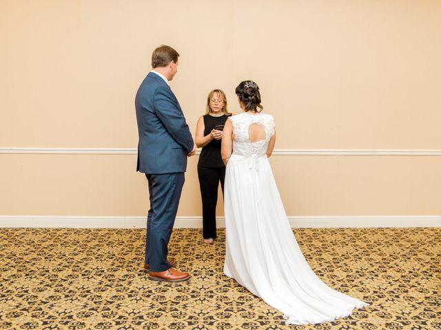 Steve and Georgia's Wedding in New Port Richey, Florida 12