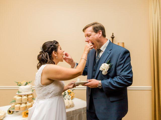 Steve and Georgia's Wedding in New Port Richey, Florida 24