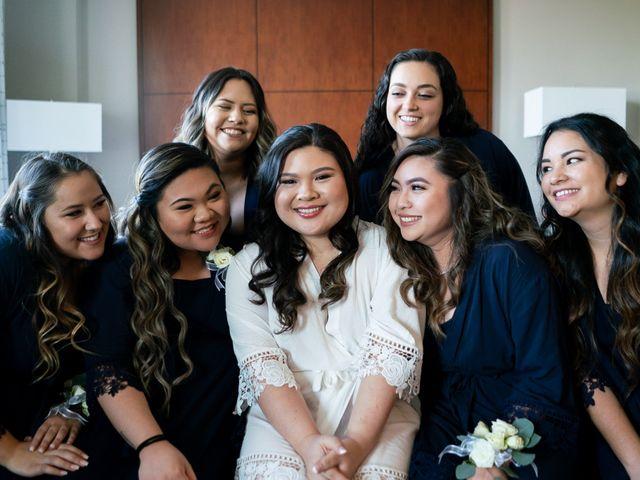 Erika and Nick's Wedding in Long Beach, California 1