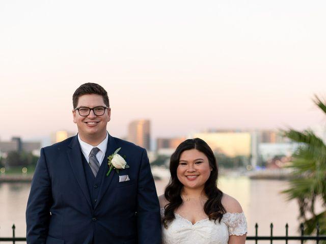 Erika and Nick's Wedding in Long Beach, California 2