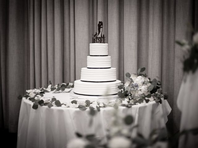 Erika and Nick's Wedding in Long Beach, California 18
