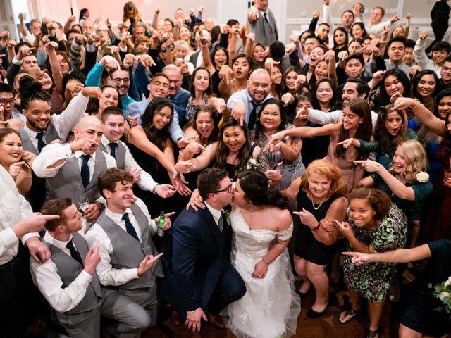 Erika and Nick's Wedding in Long Beach, California 23