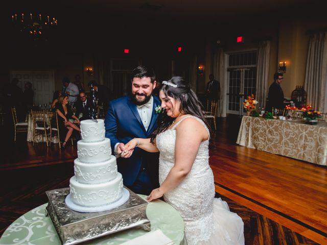 Chad and Ashley's Wedding in Bensalem, Pennsylvania 1