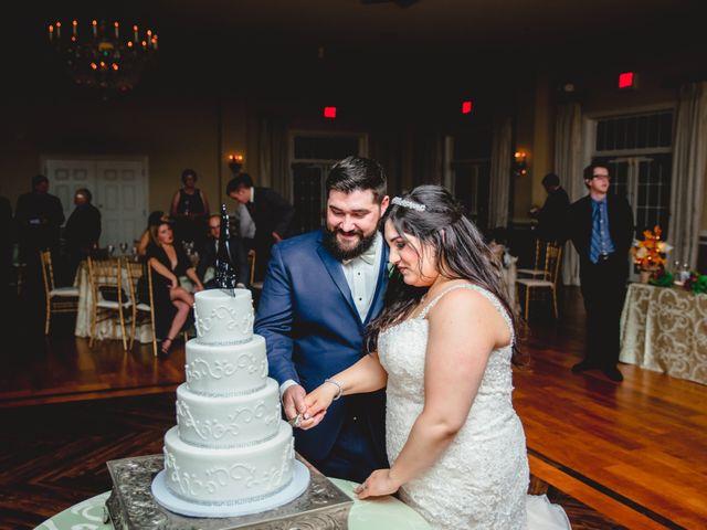 Chad and Ashley's Wedding in Bensalem, Pennsylvania 2