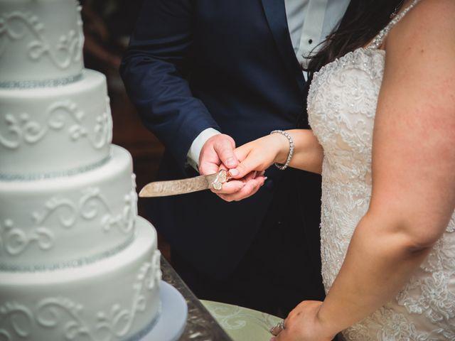 Chad and Ashley's Wedding in Bensalem, Pennsylvania 3