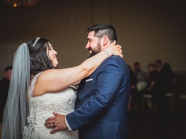 Chad and Ashley's Wedding in Bensalem, Pennsylvania 6