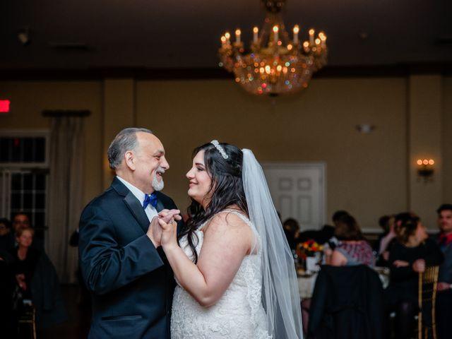 Chad and Ashley's Wedding in Bensalem, Pennsylvania 14