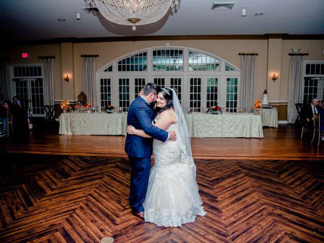 Chad and Ashley's Wedding in Bensalem, Pennsylvania 16