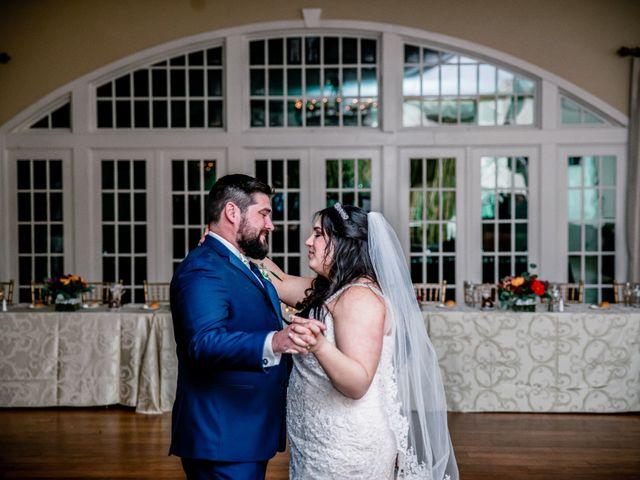 Chad and Ashley's Wedding in Bensalem, Pennsylvania 17