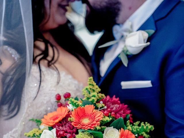 Chad and Ashley's Wedding in Bensalem, Pennsylvania 28