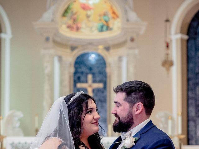 Chad and Ashley's Wedding in Bensalem, Pennsylvania 29