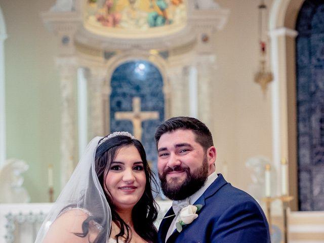 Chad and Ashley's Wedding in Bensalem, Pennsylvania 30