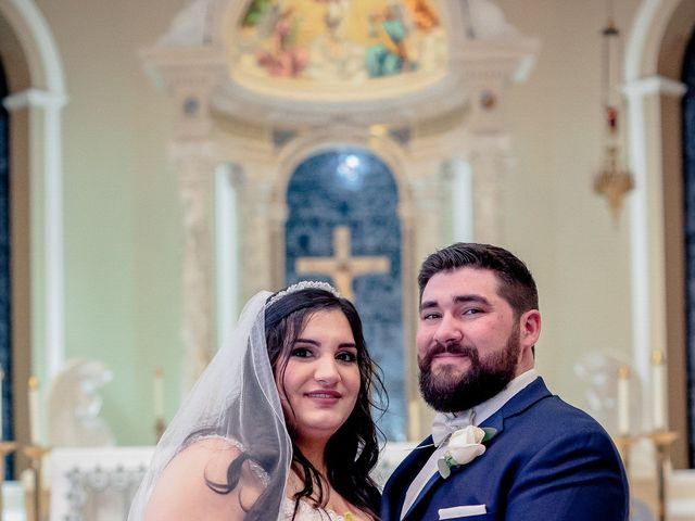 Chad and Ashley's Wedding in Bensalem, Pennsylvania 31