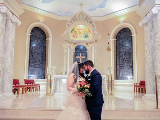 Chad and Ashley's Wedding in Bensalem, Pennsylvania 32