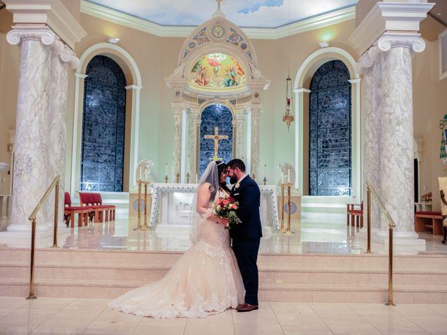 Chad and Ashley's Wedding in Bensalem, Pennsylvania 33
