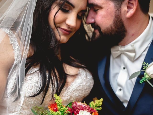 Chad and Ashley's Wedding in Bensalem, Pennsylvania 36