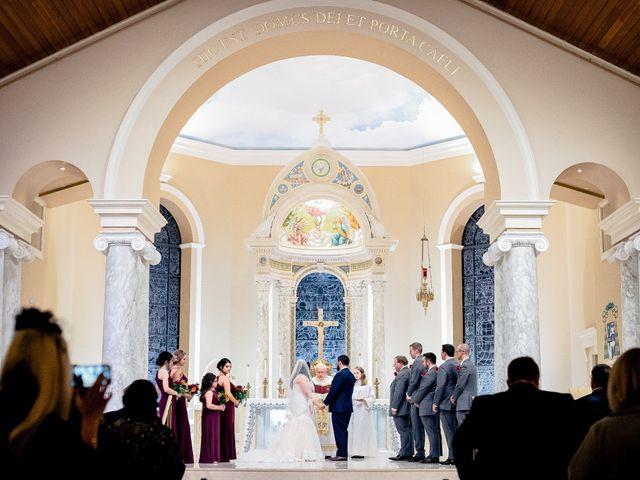 Chad and Ashley's Wedding in Bensalem, Pennsylvania 41