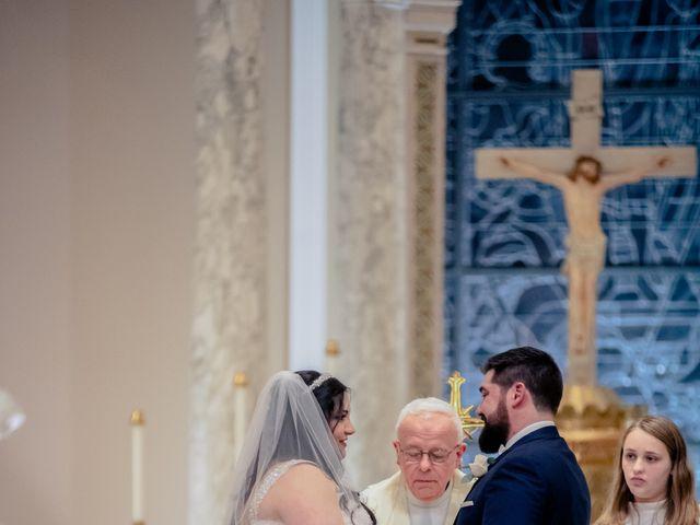 Chad and Ashley's Wedding in Bensalem, Pennsylvania 42