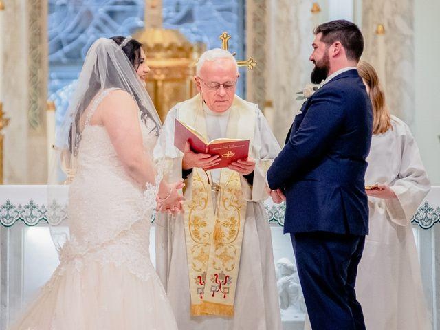 Chad and Ashley's Wedding in Bensalem, Pennsylvania 44