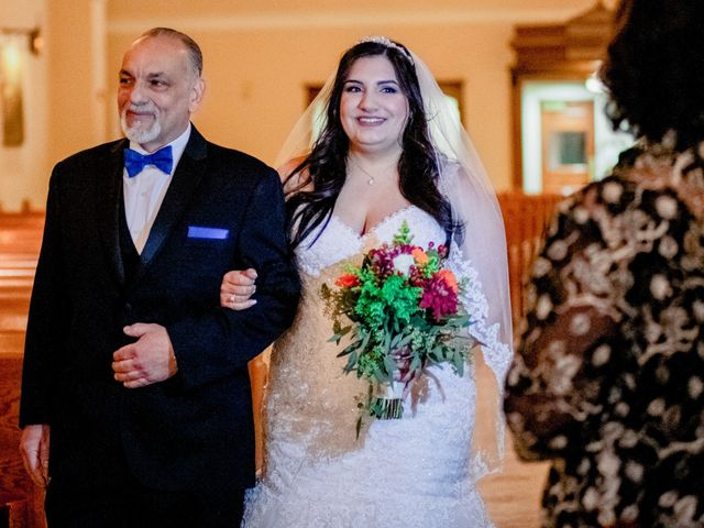 Chad and Ashley's Wedding in Bensalem, Pennsylvania 46