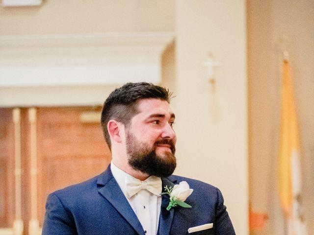 Chad and Ashley's Wedding in Bensalem, Pennsylvania 47