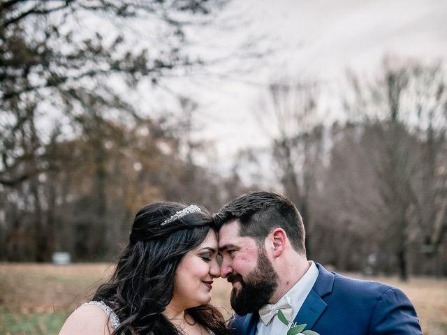 Chad and Ashley's Wedding in Bensalem, Pennsylvania 50