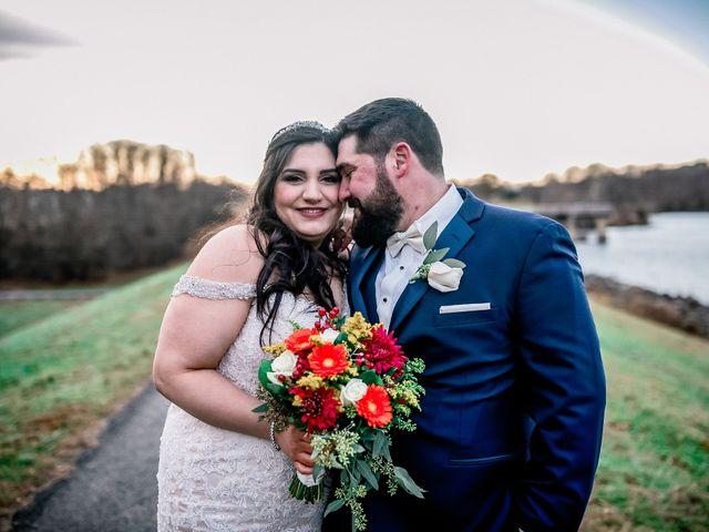 Chad and Ashley's Wedding in Bensalem, Pennsylvania 51