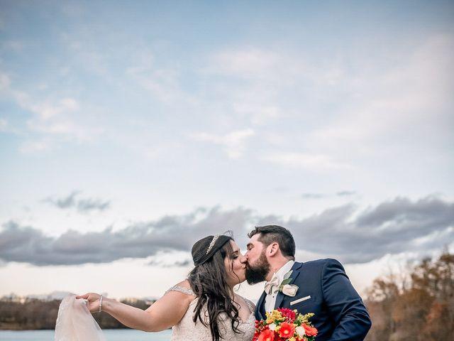 Chad and Ashley's Wedding in Bensalem, Pennsylvania 52