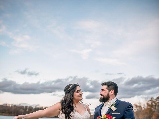 Chad and Ashley's Wedding in Bensalem, Pennsylvania 53