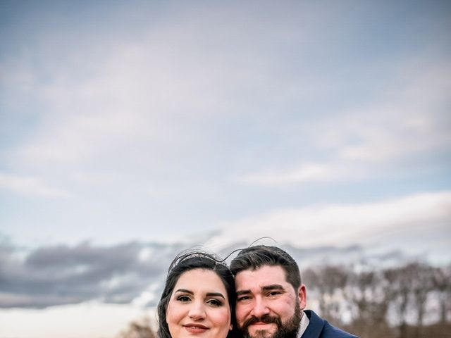 Chad and Ashley's Wedding in Bensalem, Pennsylvania 54