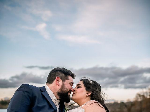 Chad and Ashley's Wedding in Bensalem, Pennsylvania 55