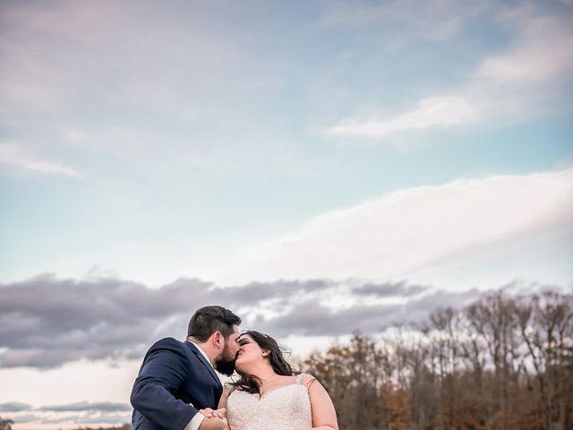 Chad and Ashley's Wedding in Bensalem, Pennsylvania 57