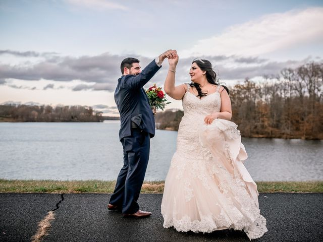 Chad and Ashley's Wedding in Bensalem, Pennsylvania 58