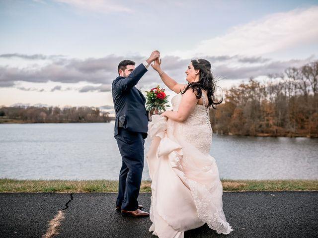 Chad and Ashley's Wedding in Bensalem, Pennsylvania 59