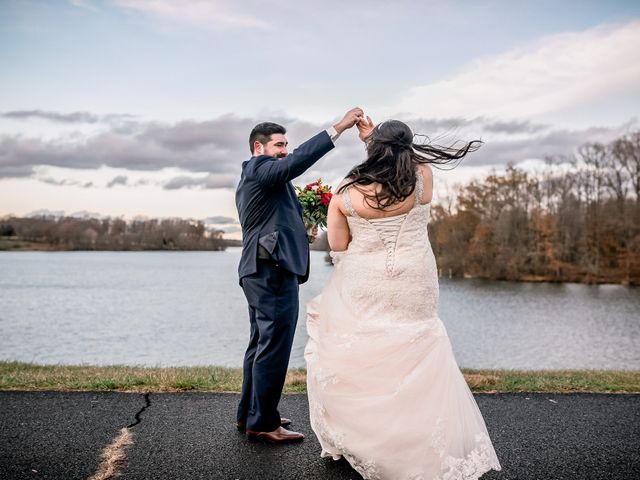 Chad and Ashley's Wedding in Bensalem, Pennsylvania 60