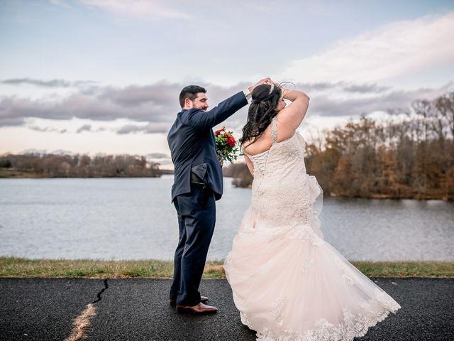 Chad and Ashley's Wedding in Bensalem, Pennsylvania 61