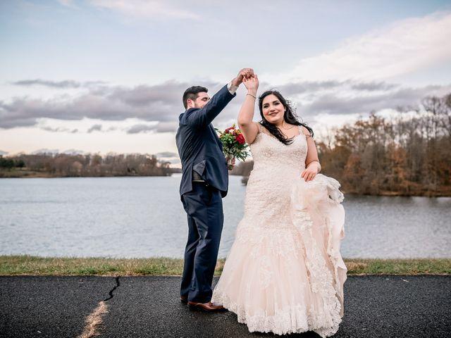 Chad and Ashley's Wedding in Bensalem, Pennsylvania 62