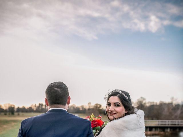 Chad and Ashley's Wedding in Bensalem, Pennsylvania 63