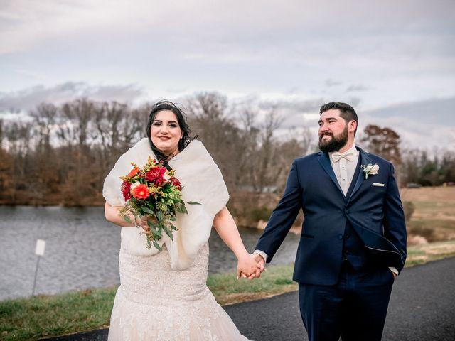 Chad and Ashley's Wedding in Bensalem, Pennsylvania 65