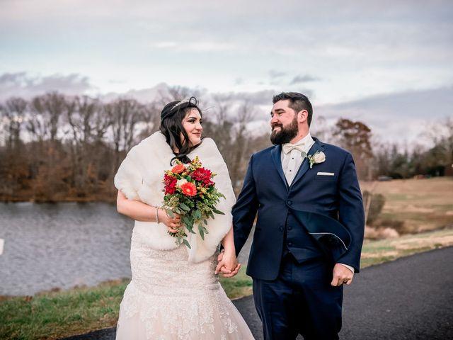 Chad and Ashley's Wedding in Bensalem, Pennsylvania 66